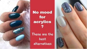 Alternative to Acrylic Nails