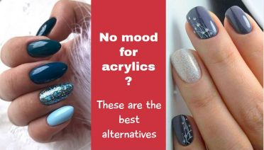 Alternative to Acrylic Nails