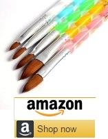 best acrylish brush